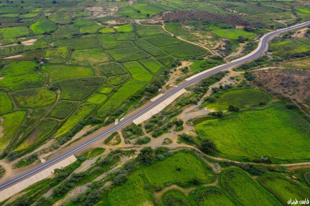 الحقول الزراعية في جنوب غرب #السعودية  عدسة: فارس طيران