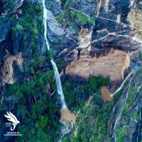 الماء و الجمال على سفوح جبال #تنومة    تصوير:د.ظافر الشهري