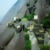 قرية #غية  عدسة:عثمان بن مرشد
