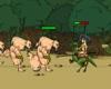 لعبة زمن الحروب 2 الجزء الثاني