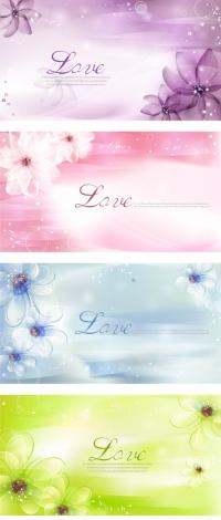 تصميم زهور