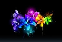 الازهار السحرية