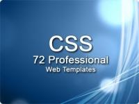 استايلات مواقع احترافية تعتمد على تقنية سي اسس
