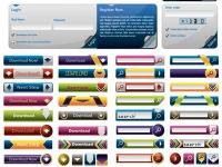 بنرات وعناصر لتصميم المواقع والمنتديات