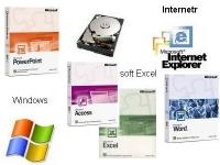 اكثر من50 كتاب لتعليم icdl بحجم