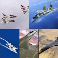 خلفيات صور طائرات حربية عالية الدقة