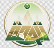 شعار بلدية تنومة psd