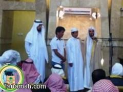 واحد و عشرون رجل وإمرأة يشهرون إسلامهم في النماص خلال شهر رمضان