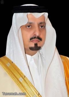 أمير منطقة عسير يؤدي صلاة العيد ويستقبل المهنئين