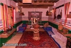 متحف النماص يستقبل الزوار خلال أيام إجازة عيد الفطر
