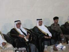الهزاني يشارك أهالي تنومة احتفالهم بعيد الفطر