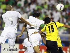 الاتحاد يتغلب على الأهلي في دوري أبطال آسيا