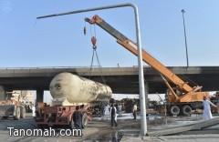 صحة الرياض 22 وفاة و 131 إصابة في حادثة حريق ناقلة الغاز