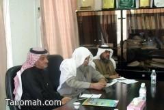 الجمعية العمومية للجمعية الخيرية في النماص تعقد اجتماعها لتشكيل اعضائها الجدد