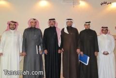 اللجنة الثقافية في اجتماعها الدوري