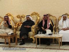 اللجنة العمومية لملتقى بني شهر تعقد اجتماعها الثاني بالرياض