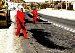 أهالي النماص: استجابة «الطرق» لتعثر ازدواجية طريق شمال المحافظة غير مُرضية