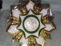 خمسة رجال وسيدة من أبناء بني شهر يحصلون على وسام الملك عبدالعزيز من الدرجة الثالثة
