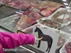 """الغذاء والدواء تتابع منع دخول """"لحوم الخيل"""" السعودية"""