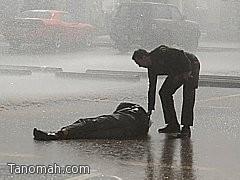 سقوط رجل أمن من طائرة عمودية  ووفاته