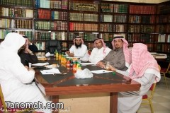 مكتب الدعوة في تنومة يتخذ عدداُ من القرارات في اجتماعه الثاني