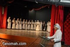 جناح الوزارة يكرم طلاب مدارس تنومة بحضور مدير تعليم النماص