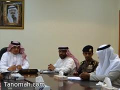 برئاسة الهزاني لجنة التنمية السياحية الفرعية بتنومة تعقد إجتماعها