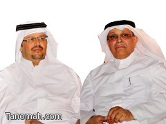 علي بن سليمان يحتفي بعودة على العمري من رحلته العلاجية