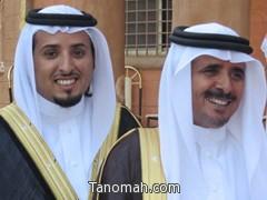 عبدالله المطوع يحتفي بزواج نجله (حسن)
