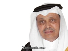 رئيس مجلس أهالي تنومة يهنئ القيادة بحلول شهر رمضان