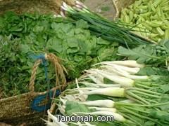 العمالة الأجنبية ترفع أسعار الخضروات في تنومة