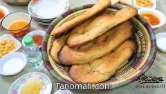 الفطير والعصيدة والقرد يتصدر مائدة الإفطار في لقاءات العيد التنومية