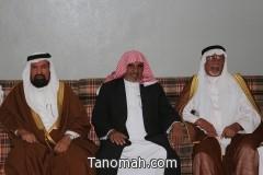 قبيلة آل زخران بتنومة تحتفل بعيد الفطر المبارك