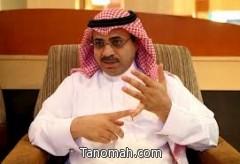 عبدالله بن جميل : صوت يعطي  للخبر أهمية
