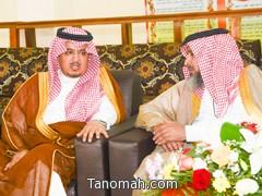 برعاية الهزاني وبحضور مدير التربية والتعليم ثانوية الملك فهد تحتفل باليوم الوطني