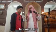 فلبيني يعلن إعتناقه للإسلام بدعوة تنومة