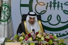 أمير عسير يوجه برفع تقرير نصف سنوي لأداء الجمعيات بالمنطقة