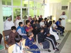 ابتدائية موسى بن نصير بتنومة تنفذ برنامج عن حماية النزاهة ومكافحة الفساد