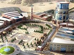 أمير منطقة عسير يتفقد مشروع المدينة الجامعية بالفرعاء غدا
