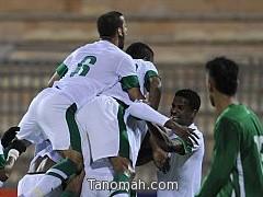 الصقور الخضر تتأهل إلى نهائيات كأس آسيا 2015