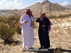 طريق جديد لربط طريق الملك عبدالله بآل الصعدي