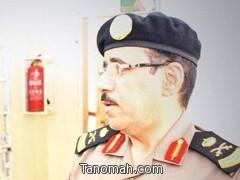 """إحالة مدير """"شرطة عسير"""" اللواء الأحمدي للتقاعد  وأبو قرنين خلفاً له"""