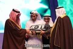 """أستقبال حاشد لصاحب المركز الأول في """"جائزة التميز"""" بمطار أبها"""