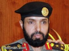 ترقية عبدالله علي الشهري الى رتبة لواء
