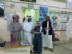 مدرسة الزبير بن العوام تكرم المتفوقين والمتميزين