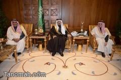 أمير عسير يلتقي أعضاء المجلس البلدي بخميس مشيط