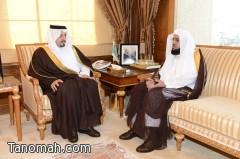 أمير عسير يشيد بجهود جمعية البر بأبها