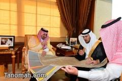 أمير عسير يوجه بسرعة تنفيذ مشاريع وزارة الإسكان