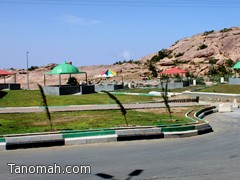 """""""الوطن"""" محافظة تنومة بحاجة للتطوير السياحي والمشاريع الخدمية"""
