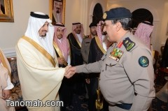 أمير عسير يلتقي أصحاب الفضيلة والمعالي ومديري الإدارات الحكومية
